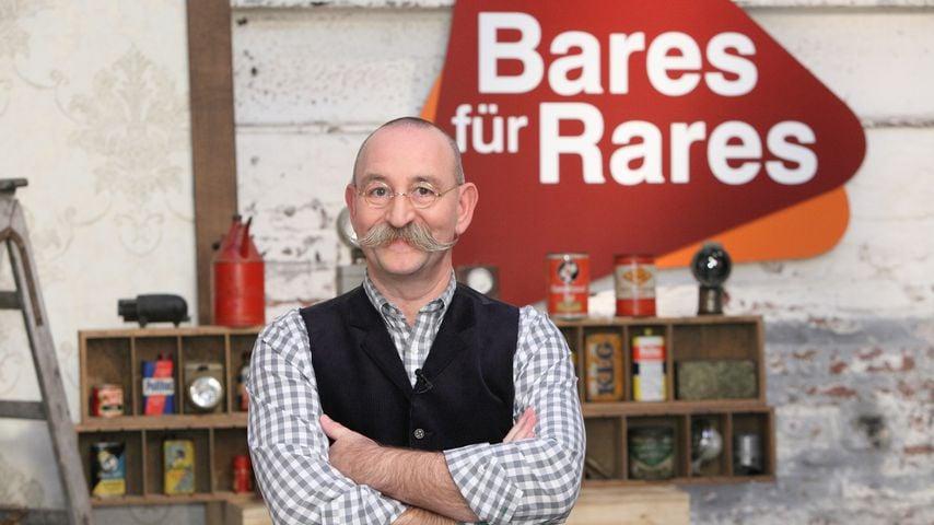 """Denkt """"Bares für Rares""""-Horst Lichter über Show-Ende nach?"""