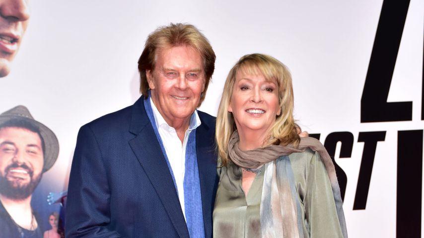 """Howard Carpendale und Donnice Pierce bei der Premiere von """"Unsere Zeit ist jetzt"""""""