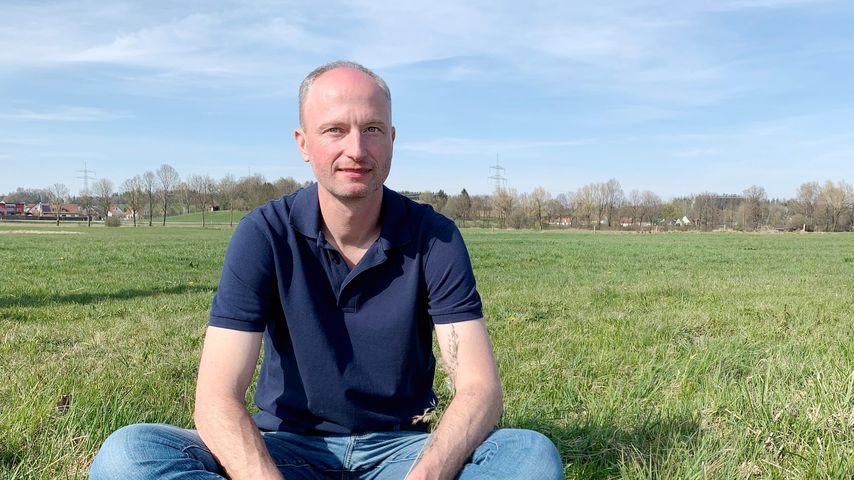 "Hubert bei ""Bauer sucht Frau"" 2021"