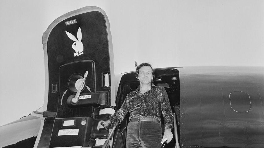 Tod mit 91 Jahren: So schlecht ging es Hugh Hefner wirklich!