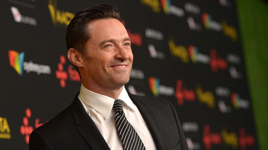 Hugh Jackman bei den Aacta International Awards 2018 in Los Angeles