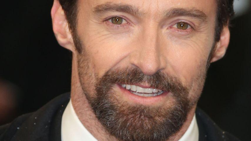 Hugh Jackman hat den sexiesten Bart von allen!