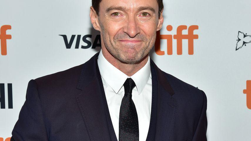 """Hugh Jackman bei der """"The Front Runner""""-Premiere in Toronto im September 2018"""