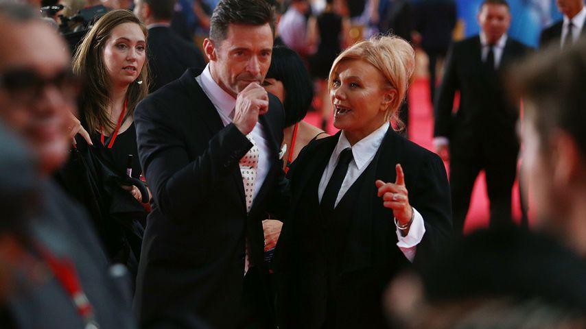 Hugh Jackman: Seine 13 Jahre ältere Frau ist wie ein Kind!