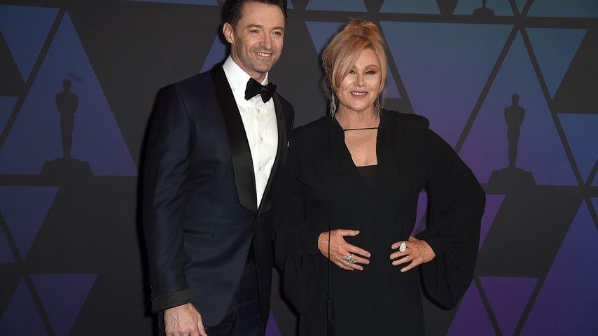Hugh Jackman und seine Frau Deborra-Lee Furness
