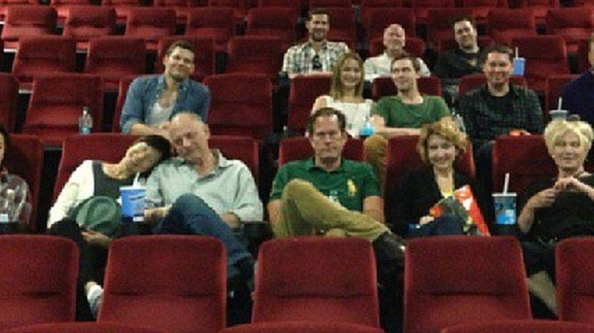 Spendabel: Hugh Jackman lädt Kollegen ins Kino ein