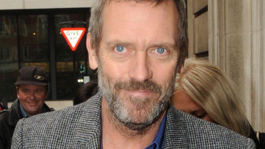 Hugh Laurie: Gesangsstunden via YouTube?