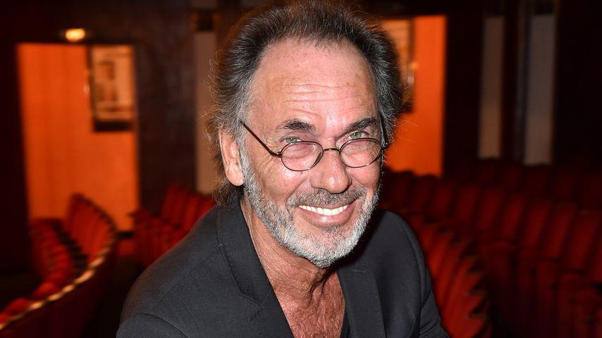 Hugo Egon Balder bei einer Theater-Premiere