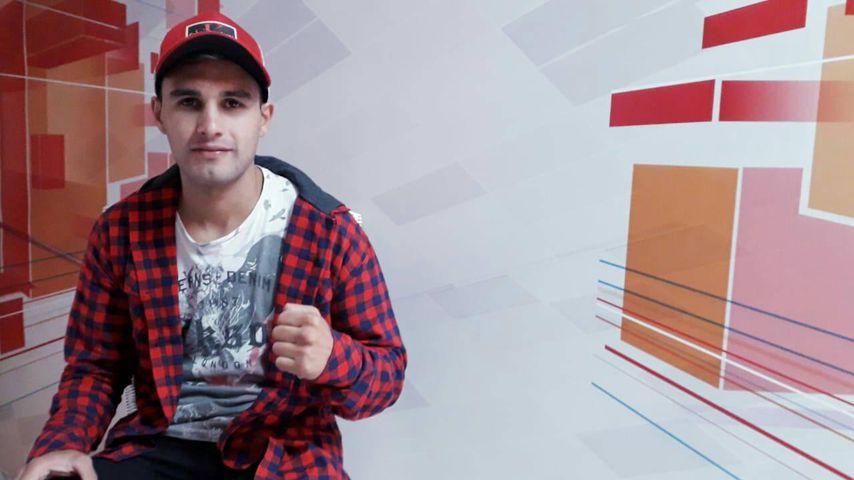 Hugo Santillan, argentinischer Boxer