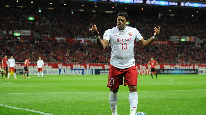 Sportler Givanildo Vieira de Souza alias Hulk
