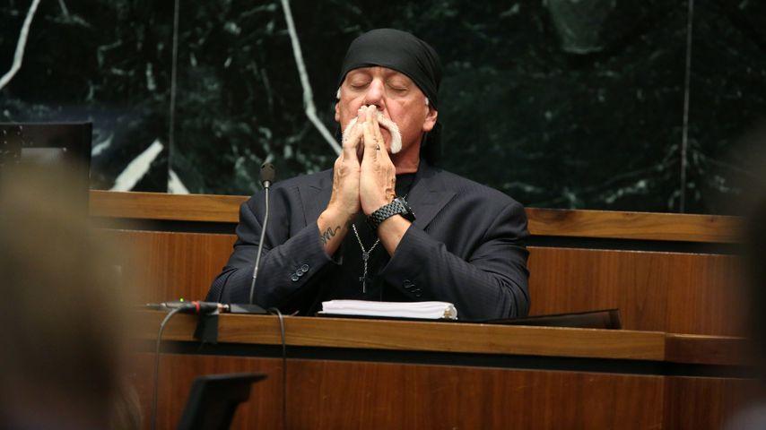 Weitere Sex-Bomben: Es gibt mehr als ein Tape von Hulk Hogan