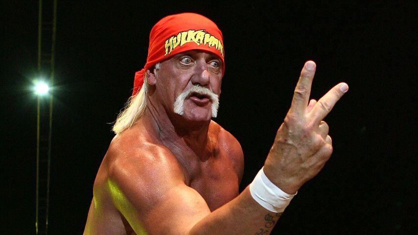 Hulk Hogan auf der Hulkamania Tour, 2009