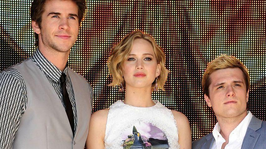 """Wetten, dass..?"" heute ohne Hunger Games-Stars?"