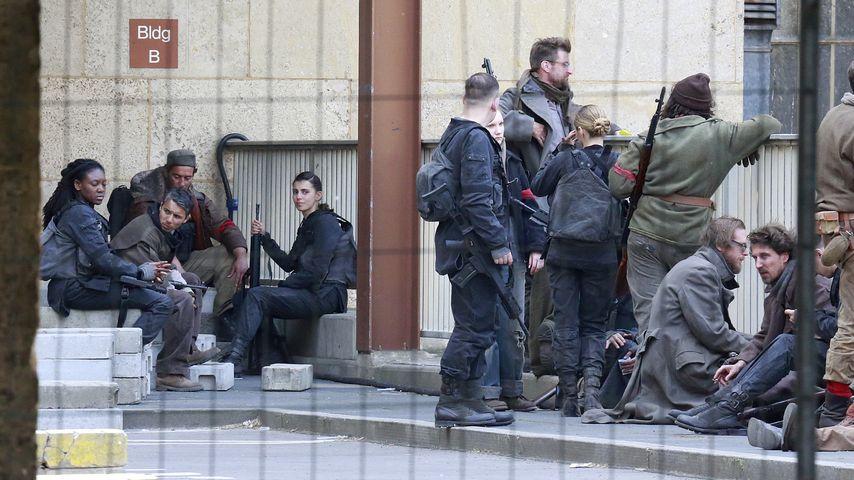 Hunger Games Mockingjay: Berlin wird zum Distrikt!