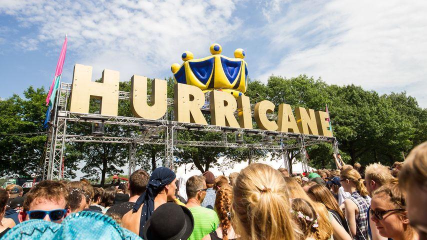 Starke Unwetter: Festivals in Deutschland sind unterbrochen!
