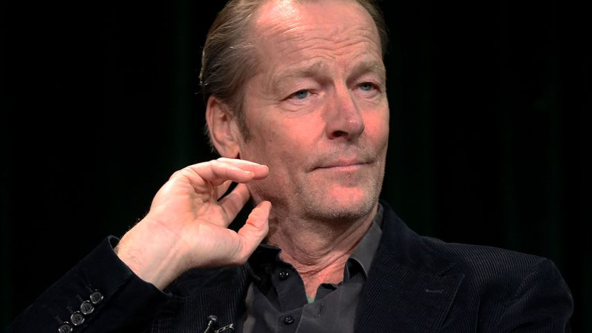 Iain Glen in Kalifornien