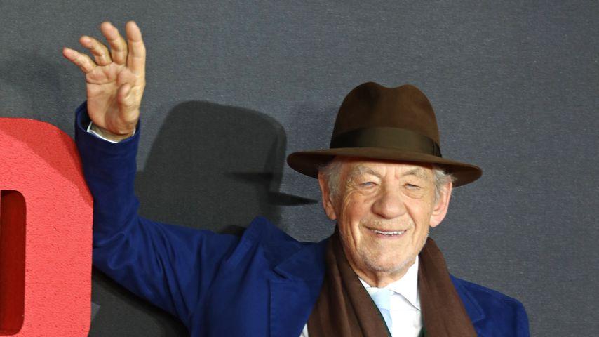 Sir Ian McKellen im Oktober 2019