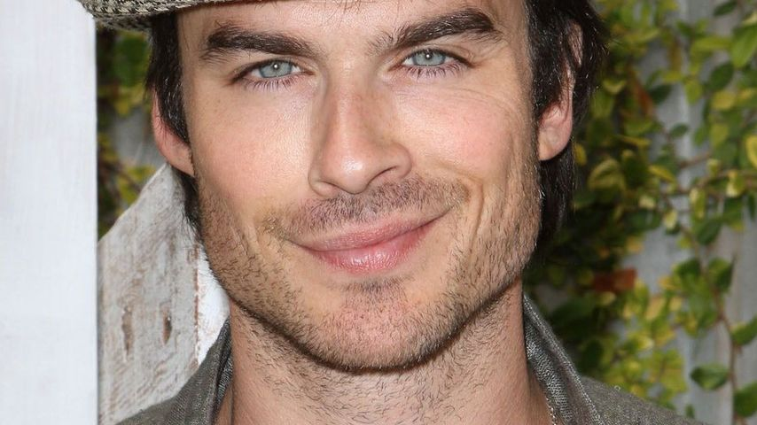 Ian Somerhalder: Bald in dominanter Sex-Kinorolle?