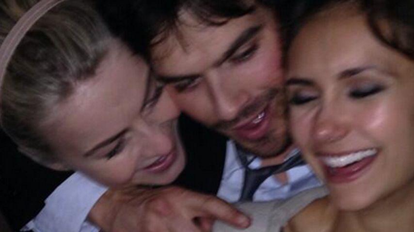 Vampir-Birthday: So süß gratuliert Ian seiner Nina