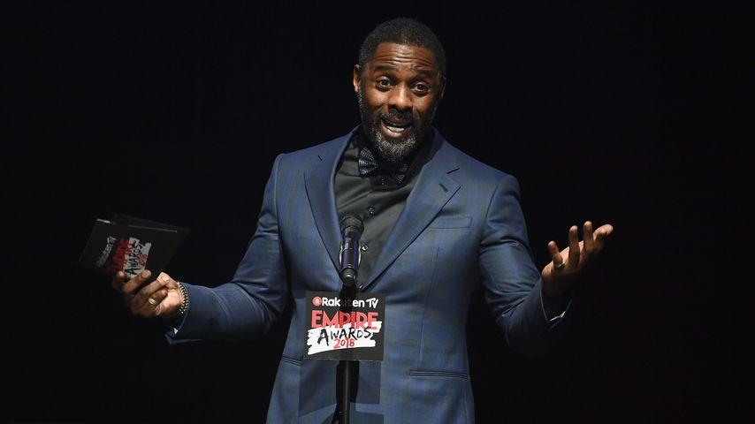 Idris Elba verrät endlich, ob er der nächste 007 wird!