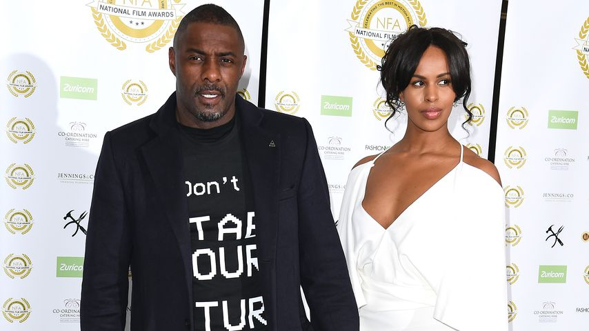 Sexiest Man Alive Idris Elba hat geheiratet - Film
