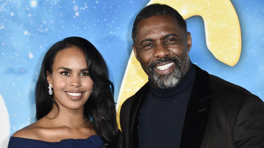 Idris Elba und seine Frau Sabrina