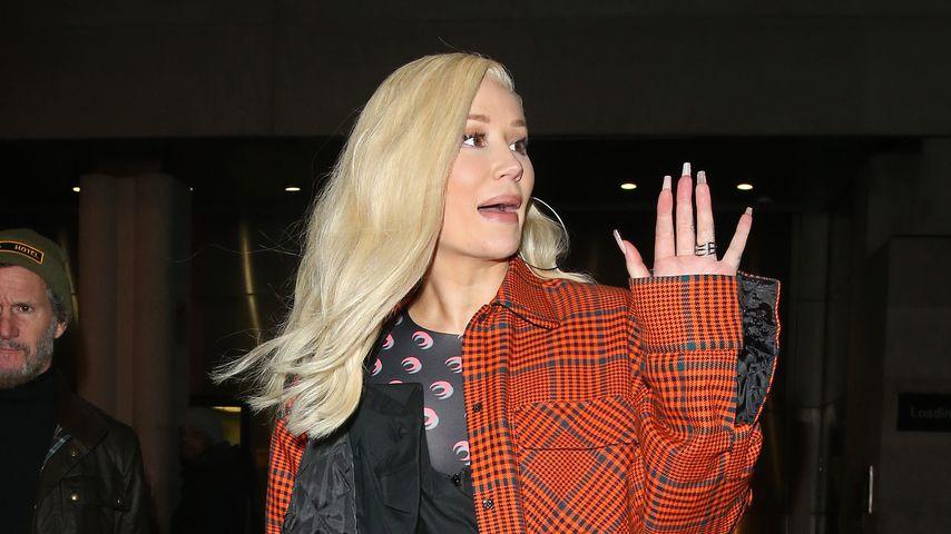 Iggy Azalea, November 2019