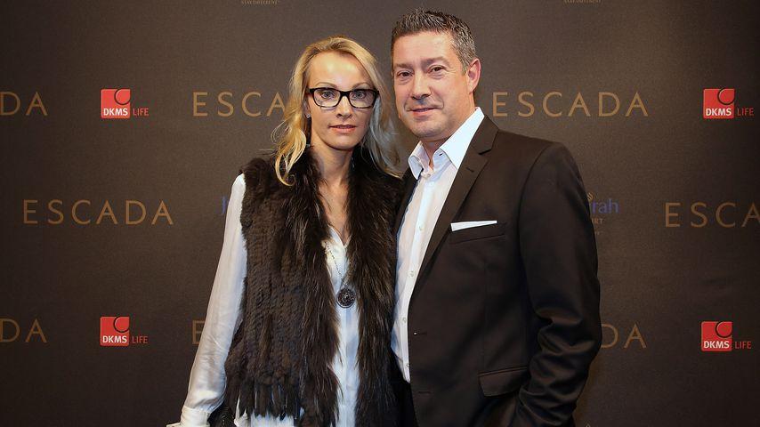 Ilona und Joachim Llambi beim Escada Flagship Store Opening