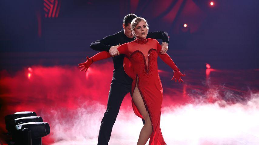 Ilse DeLange and Evgeny Vinokurov, Let's Dance 2021