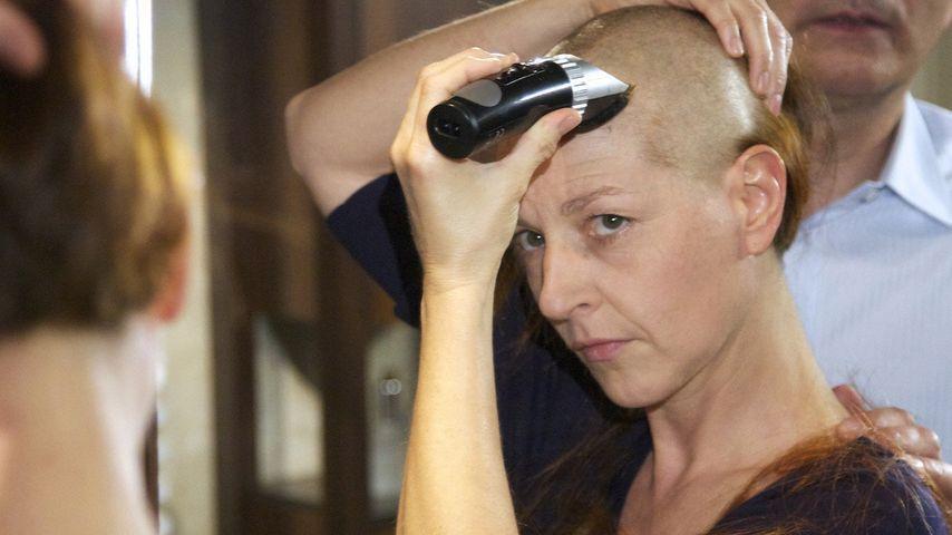 Hendrikje Fitz mimte schon bei IaF die Krebskranke