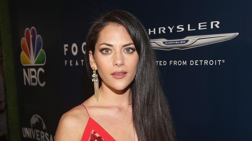 Schauspielerin Inbar Lavi