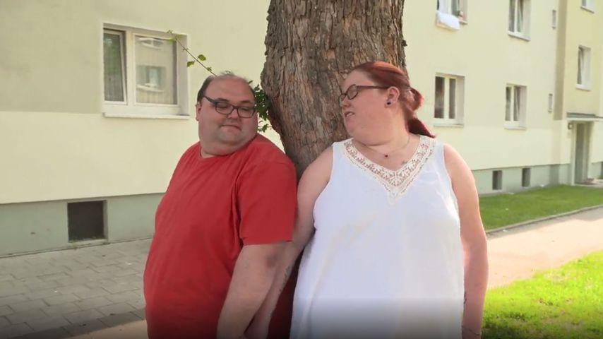 Ingo und seine Freundin Annika