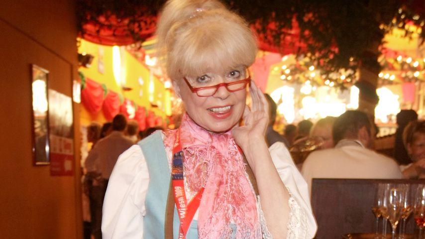 Ingrid Steeger beim Oktoberfest 2009