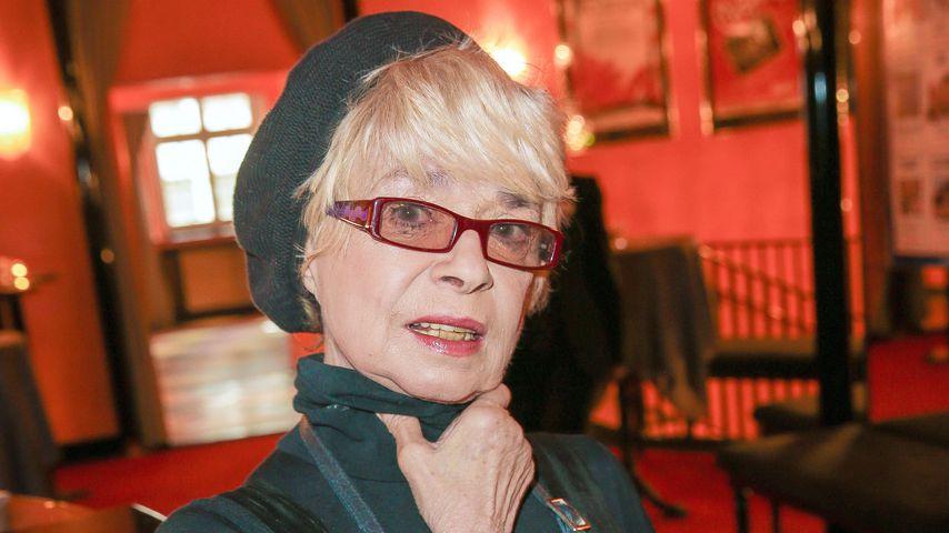 Schauspielerin Ingrid Steeger nach schwerem Sturz in Klinik