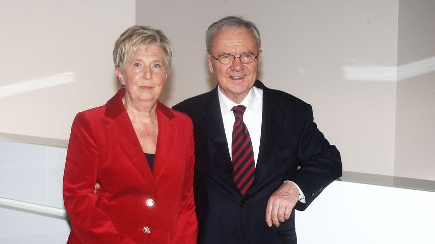 Ingrid und Manfred Stolpe, März 2010