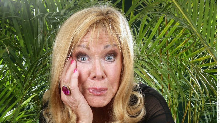 Ingrid van Bergen, Kandidatin im Dschungelcamp 2009