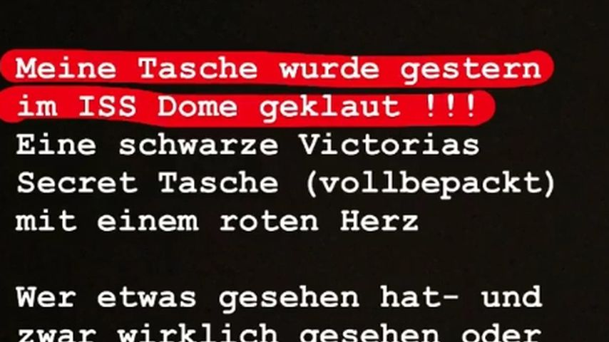 Instagram-Post von Pia Riegel