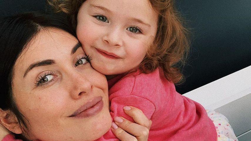 Ira Meindl mit ihrer Tochter Emilia