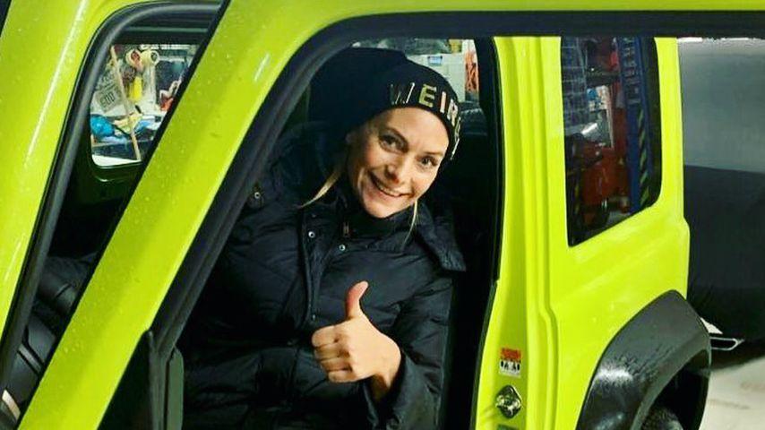 Schauspielerin Iris Aschenbrenner
