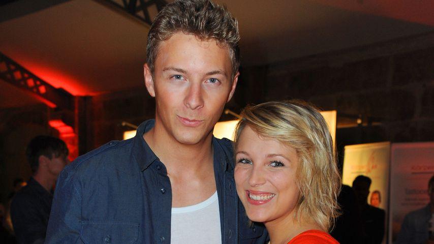 Iris Mareike Steen und ihr Liebster Kevin, September 2014