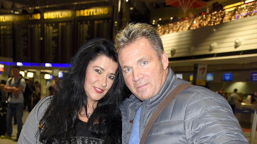 Iris Klein und ihr Mann Peter