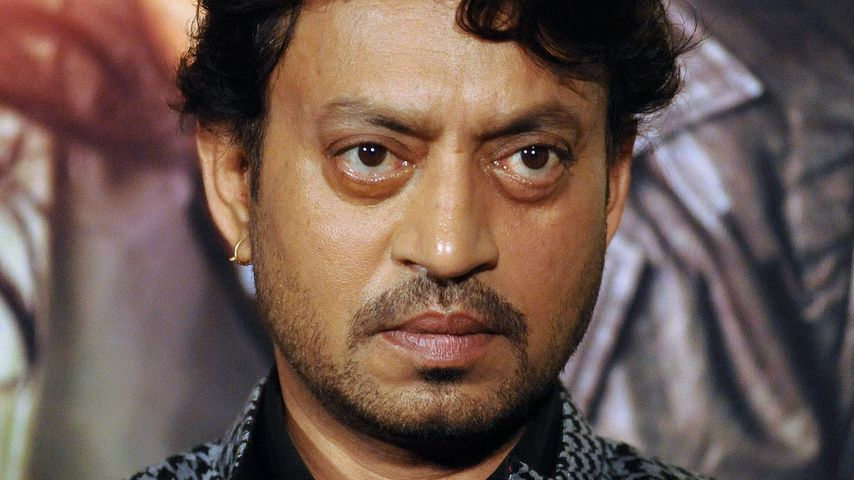 Schock bei Bollywood-Fans: Irrfan Khan hat einen Tumor!