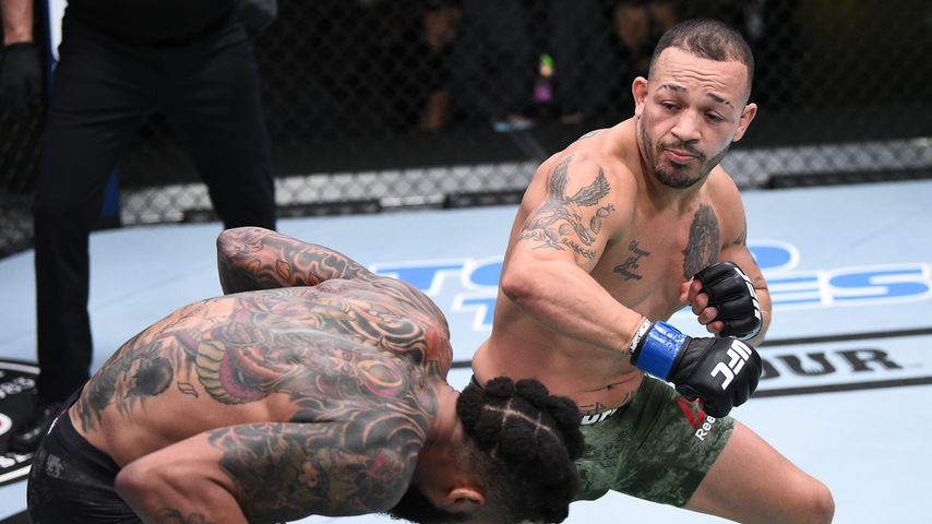 UFC-Kämpfer Irwin Rivera