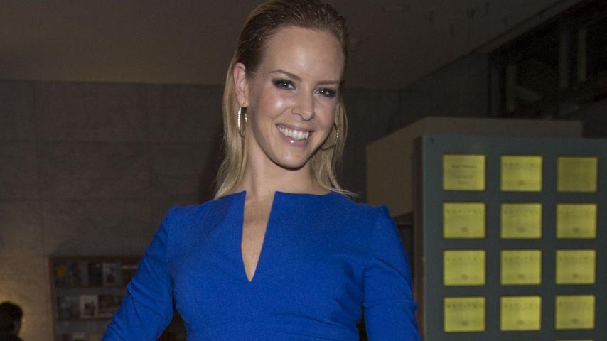 Auch Isabel Edvardsson kämpfte mal mit Extra-Kilos