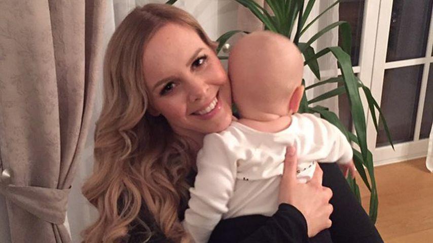 10 Kilo fehlen noch: Isabel Edvardsson über After-Baby-Body