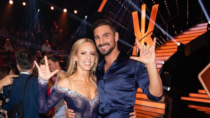 """Isabel Edvardsson und Benjamin Piwko, """"Let's Dance""""-Duo"""