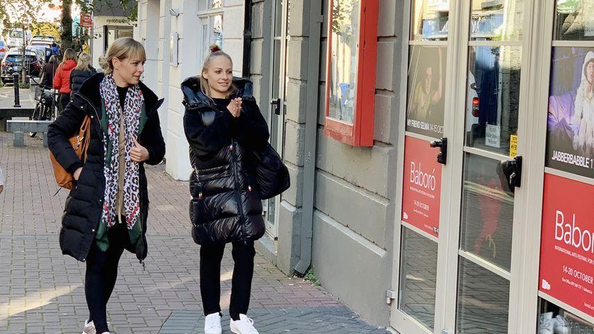 """Isabel Edvardsson und Marta Arndt, """"Let's Dance""""-Profis"""