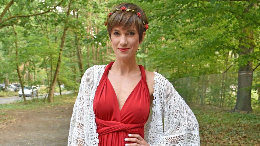 Für Sila Sahin: So schön war Isabell Horn als Brautjungfer
