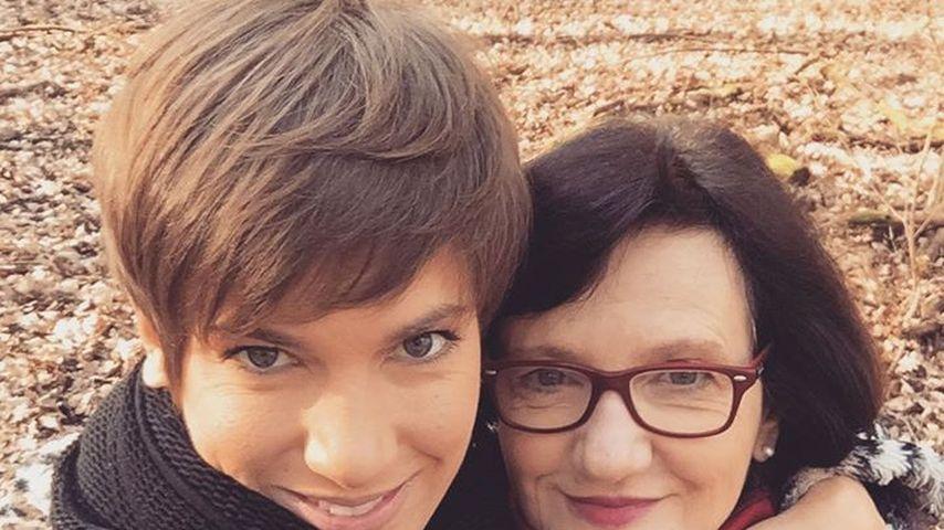 Familien-Glück hoch zwei: Isabell Horn im Mama-Rausch