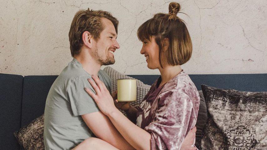Isabell Horn und ihr Partner Jens Ackermann